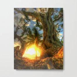 Ocho Rios Sunrise Metal Print