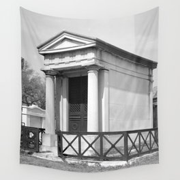 Duplantier Family Tomb Wall Tapestry