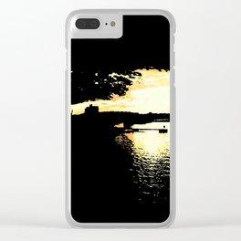 Archipelago Baltic sea 5 Clear iPhone Case