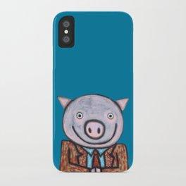 Mr.Mayor iPhone Case