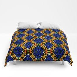 Abstract Piano Mash Comforters