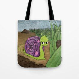 Traveling By Foot Tote Bag