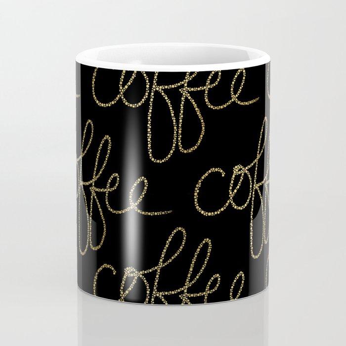 Coffee Dots Coffee Mug
