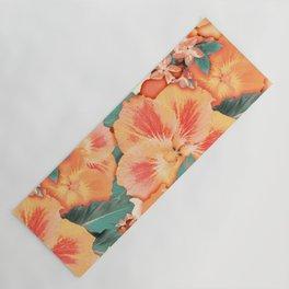 Aloha Orange Sherbet Yoga Mat