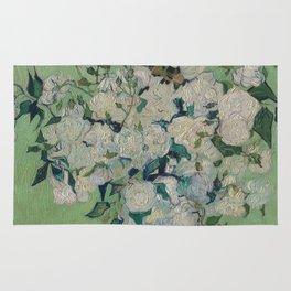 Vincent van Gogh - Roses Rug