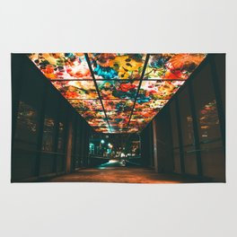 Tacoma Museum Of Glass Rug