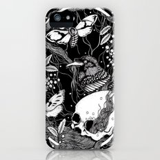 edgar allan poe - raven's nightmare Slim Case iPhone (5, 5s)