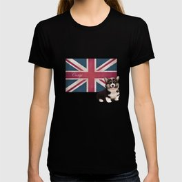 Royal Corgi Baby T-shirt