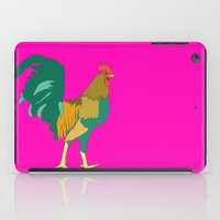 greg guillemin iPad Cases featuring Greg by caseysplace
