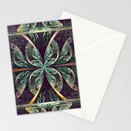 Butterfly Kingdom Stationery Cards