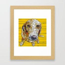 Puppy Love 3 Framed Art Print