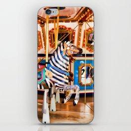 MOA Carousel iPhone Skin