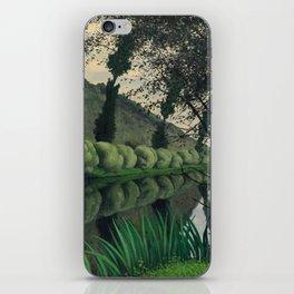 "Félix Vallotton ""La Seine bordée de saules, Tournedos"" iPhone Skin"