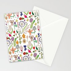 We belong among the wildflowers. Stationery Cards