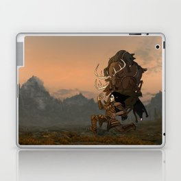 The Reality of Gaming  Laptop & iPad Skin