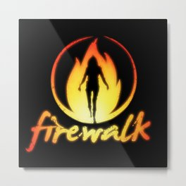 Firewalk - Life is strange Before the storm Metal Print