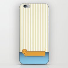 Salchi iPhone & iPod Skin