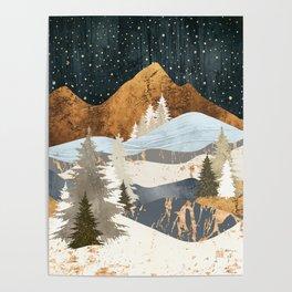 Winter Stars Poster