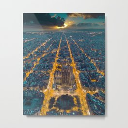 Heaven on earth Metal Print