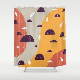 BRUKA Shower Curtain