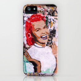 STREET ART #15 iPhone Case
