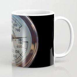 speed - vintage tachometer Coffee Mug