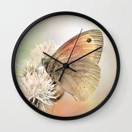 Butterfly  75 Wall Clock