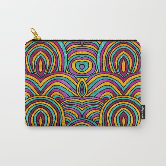 Moroccan Style Carry-All Pouch