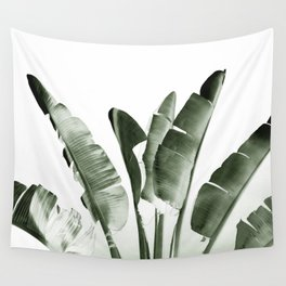 Traveler palm Wall Tapestry