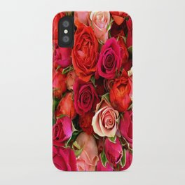 Oodles of Love iPhone Case