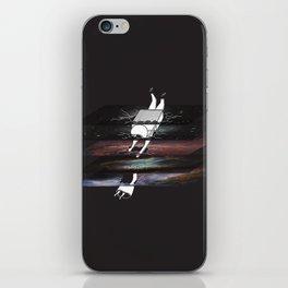 Through the Tesseract iPhone Skin