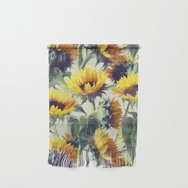 Sunflowers Forever Wall Hanging