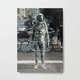 advent Metal Print