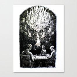 Requiem for a Story Canvas Print