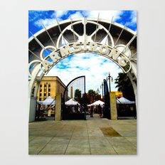 Armstrong Park Canvas Print