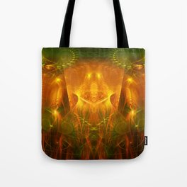God's Throne Tote Bag