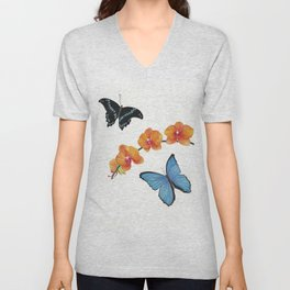 On the Wing Unisex V-Neck
