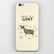 Anatomy of a Goat iPhone & iPod Skin