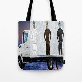 Trucker Men Tote Bag