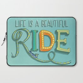 Beautiful Ride Laptop Sleeve