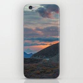 Polychrome Pass Denali National Park Mt McKinley Mt Denali iPhone Skin