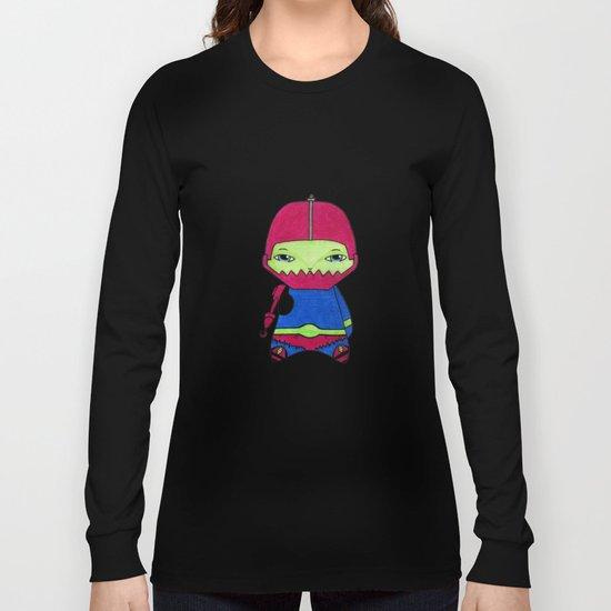 A Boy - Trap-Jaw Long Sleeve T-shirt