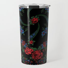 Russian Style Travel Mug