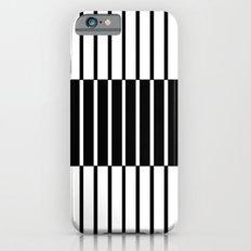 Zebras Play Piano Duet Slim Case iPhone 6s