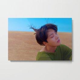 J-Hope / Jung Ho Seok - BTS Metal Print