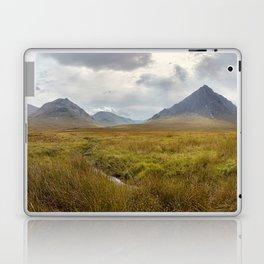 Glencoe, Scottish Highlands Laptop & iPad Skin