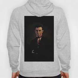 'Glory hallelujah, John Brown' Portrait by Jeanpaul Ferro Hoody