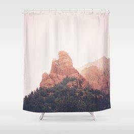 Sunrise in Sedona Shower Curtain