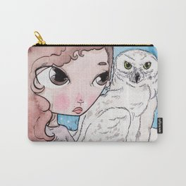 witch and the killers Carry-All Pouch
