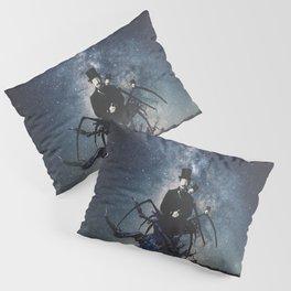Tarantula Man Pillow Sham